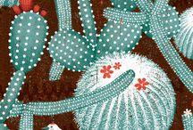cactus/plants