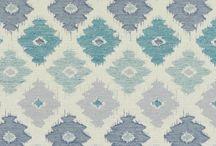 Prints Pattern Fabrics / by Chelsea Killinger