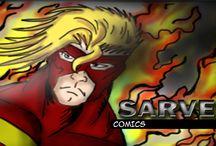 Sarvel Comics Blog