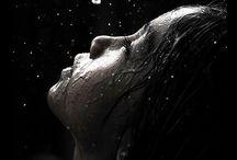 Here comes the rain again / by Stephanie Gibson