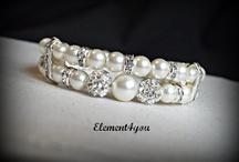 Bridal jewellery / by Ann Sawford