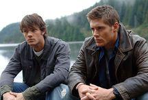 Supernatural / American Supernatural Series 2005-. Mostly Dean Winchester (Jensen Ackles).