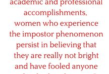 Imposter Syndrome Definition