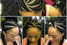style for black hair