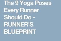 Runners yoga