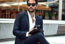 Men's style / Stylish men, dressing the right way
