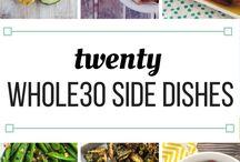 Paleo Side Dishes