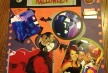 My scrapbook pages / by Ashley Jennings