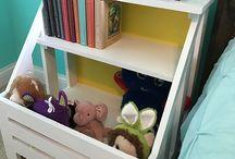 mueble de cuadernos
