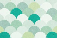 Patterns + Color Palettes / by Ashlee Craft