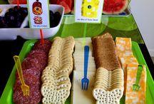 Very hungry caterpillar Birthday Party / My Blonde Ambitions Very Hungry Caterpillar Inspiration  / by Kyndra Jade