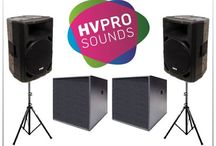 Events and Sound Hire / HVpro Sounds (Pty) Ltd is a sound, stage and light hire company providing sound solutions to both Outdoor and Indoor events.  Products and Services: • Speakers • Stage  • Lights  • Bass Bins  • Amplifiers  • DJ mixers  • CDJs  • Microphone  • Cabling  • DJ Hire