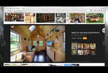 Tiny Houses - Minimalist Living / Exploring tiny houses & simple living lifestyle #tinyhouse #tinyhousehunting #tinyhousehunters #tinyhouseinspiration