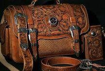 Hand crafted leather goods / Hand crafted leather goods