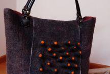 tašky plstenie