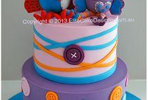 Hoot/ Hootabelle cake ideas
