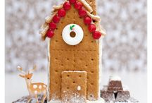 Gingerbread Houses / by Channon Moore