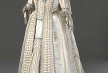 18th century wedding dresses