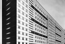 HOTEL / Proyecto de pasillo y habitación a partir del ejercicio de León Barsacq y el concepto MIEDO.