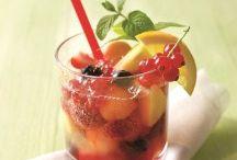 Cocktails en lemonade