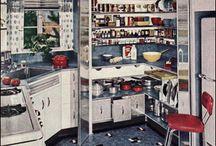 Vintage Kitchens / Vintage Kitchens