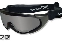 Wiley X Goggles