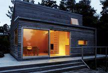 case il legno prefabbricate