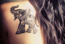 Elephants / Tattoo