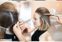 peinados•♤