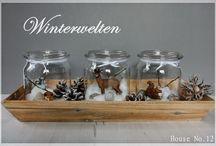 Deko Winter