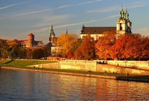 Krakow FALL / Colorful Krakow. See how the city is changing.
