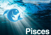 Pisces / Feb 19- March 20 All you need to know about the Pisces star sign. Read your free daily Pisces horoscope on the Psychics LIVE TV app. Just visit www.psychicslivetv.com to find out more #Pisces #Horoscopes
