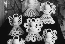 angels for christmas crochet patterns