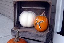 Fall Holidays / by Mindi Moss
