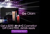 MAC Cosmetics Gift Card / Get your free $250 MAC Cosmetics Gift Card!