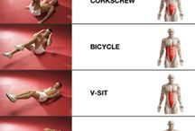 Fitness. / Health and Fitness.