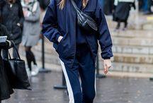 Trend: dresowe spodnie lata 90'