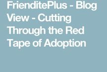 FrienditePlus - Blog View - Cutting Through the Red Tape of Adoption
