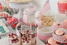 Afternoon Tea Sweetsixteen Party Food