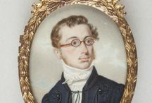 Glasses in history