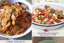 Healthy can be delicious. / Healthy recipes and ideas