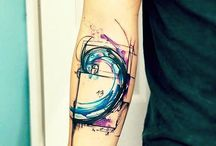 Tatoo Abstractos