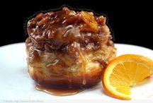 Decadent Desserts / recipe for heart attack