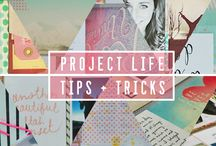 Project Life; Tips