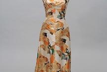 Kimono fabric dresses