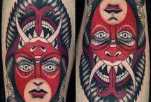 Παραδοσιακά Τατουάζ