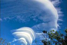 空  虹  雲