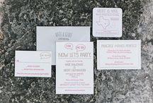 Wedding Invitations & Paper Goods / Wedding Invitations & Paper Goods