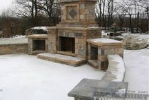 Ponds, Waterfalls, Fireplaces & Outdoor Kitchens