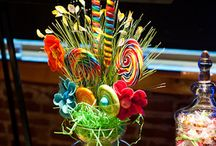 Celebrations, Dinner Parties, Center Pieces  / by Barb .